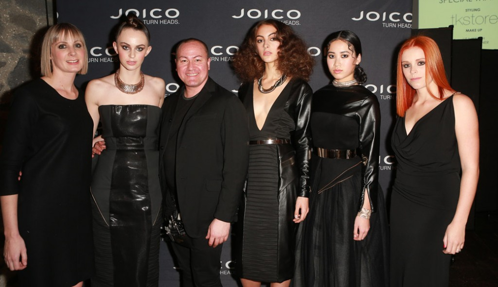 Joico-black-is-in