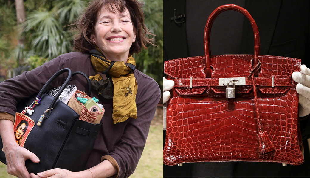 8e68b173ea Jane Birkin Wants her Name Taken off Iconic Bag – M2woman