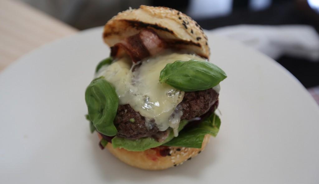 Smeg-burger