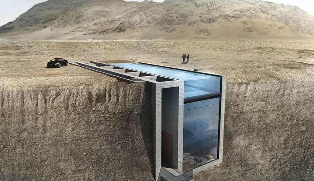 Terrifying-Cliff-House