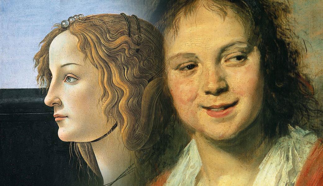 Paintings-of-women-500-years