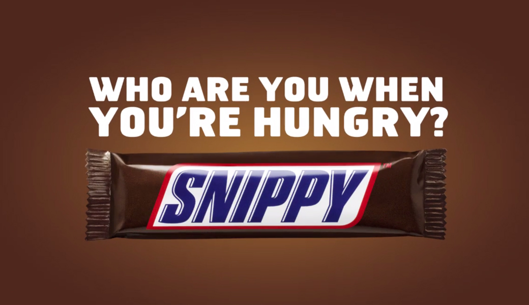 Snickers' New Personalized Packaging is So Good