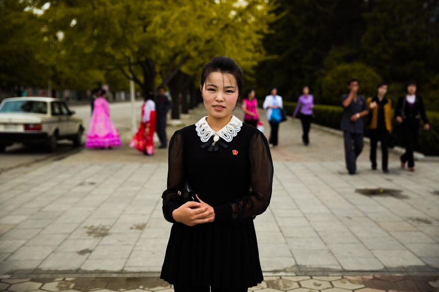 North Korean Girls (3)
