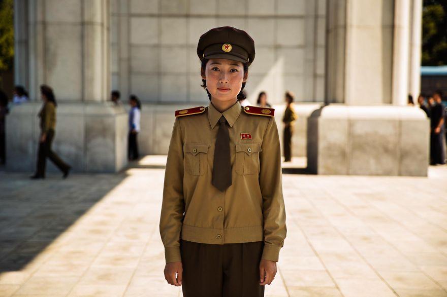 North Korean Girls (4)