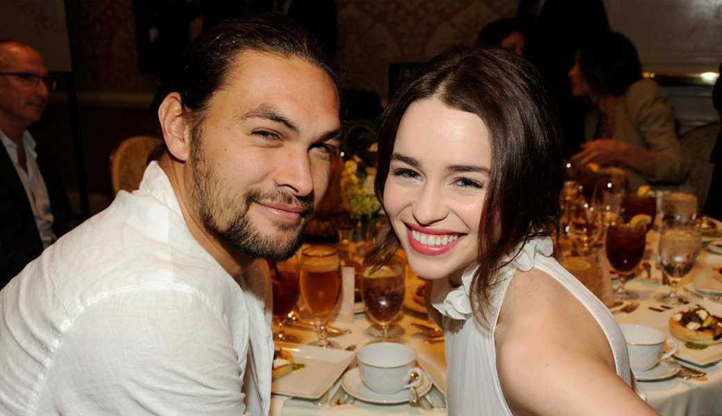 Daenerys and Drogo Are Reunited In Real Life