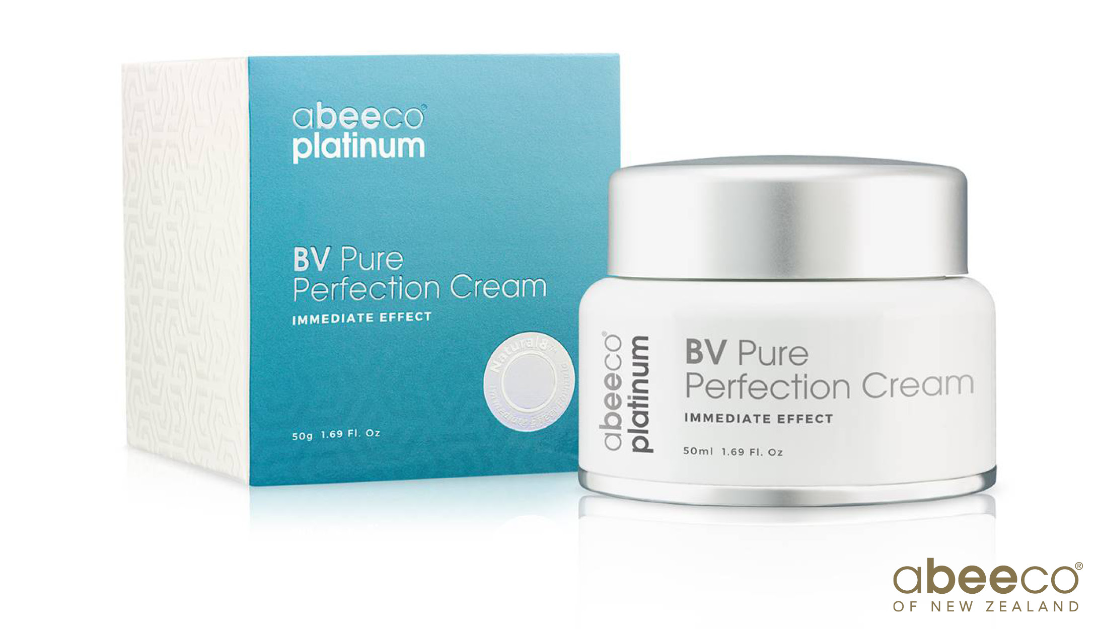 bv pure perfection cream immediate effect long term results. Black Bedroom Furniture Sets. Home Design Ideas