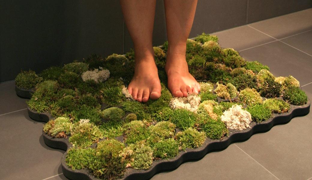 Moss-Carpet