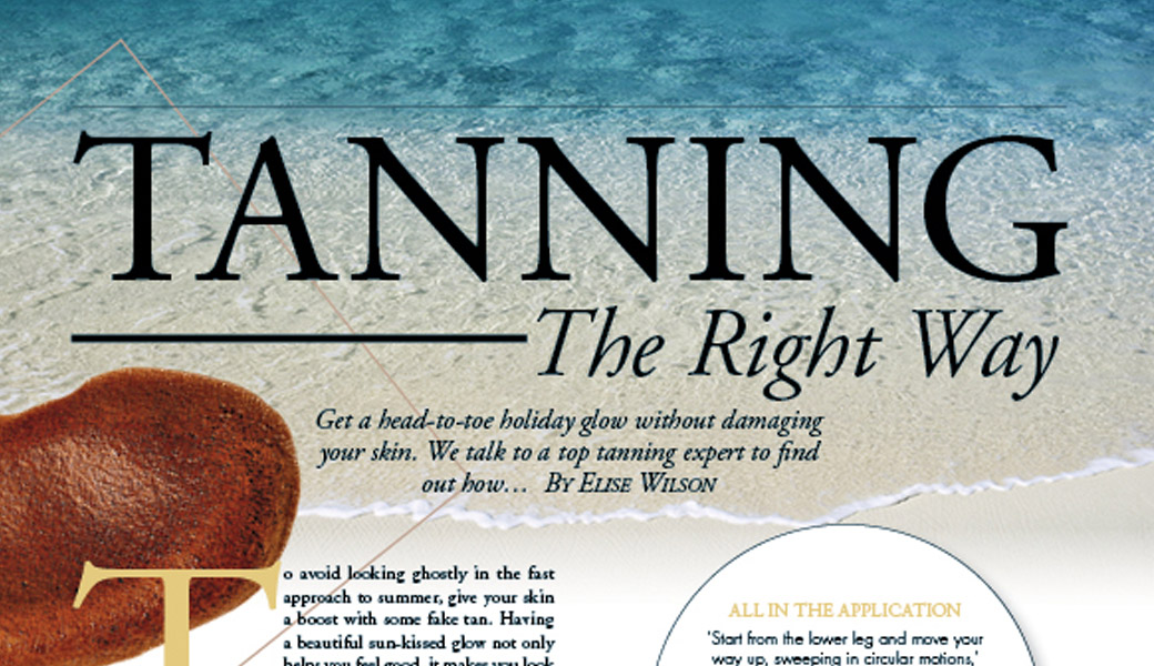 Tanning-the-right-way