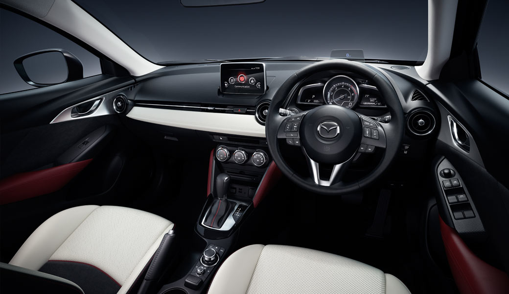 CX-3-interior