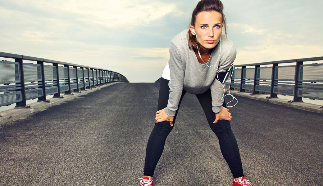 Exercise-girl-bridge