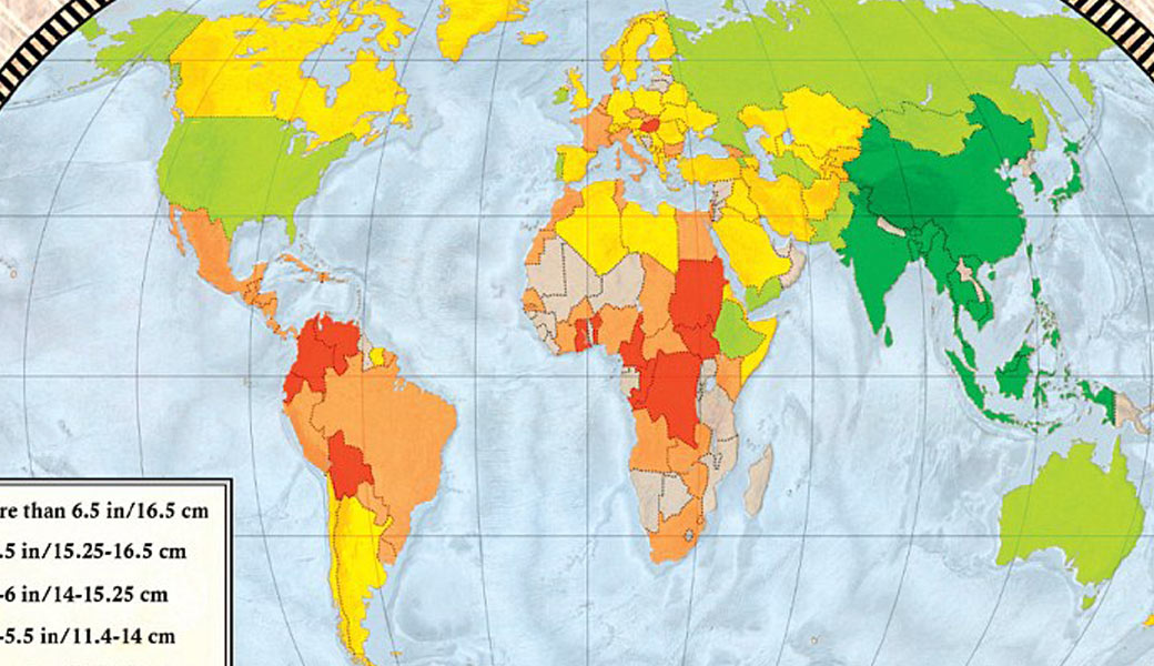 Map-of-the-world