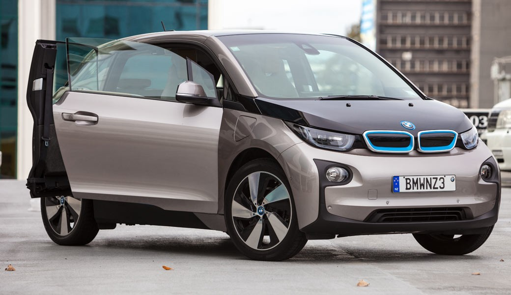 Congratulations Bmw I3 Wins New Zealand Car Of The Year Award