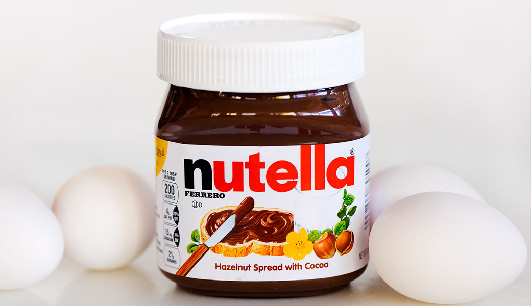The Two Ingredient Recipe For A Nutella Cake M2woman