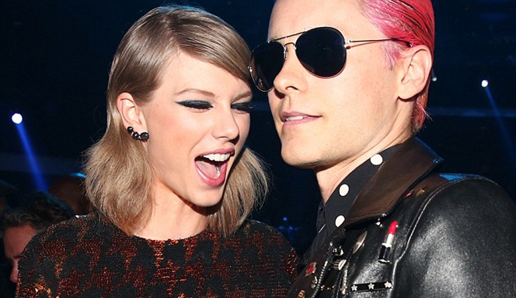 taylor and jared