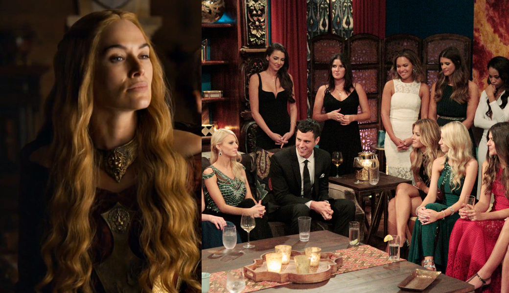 cersei and the bachelor