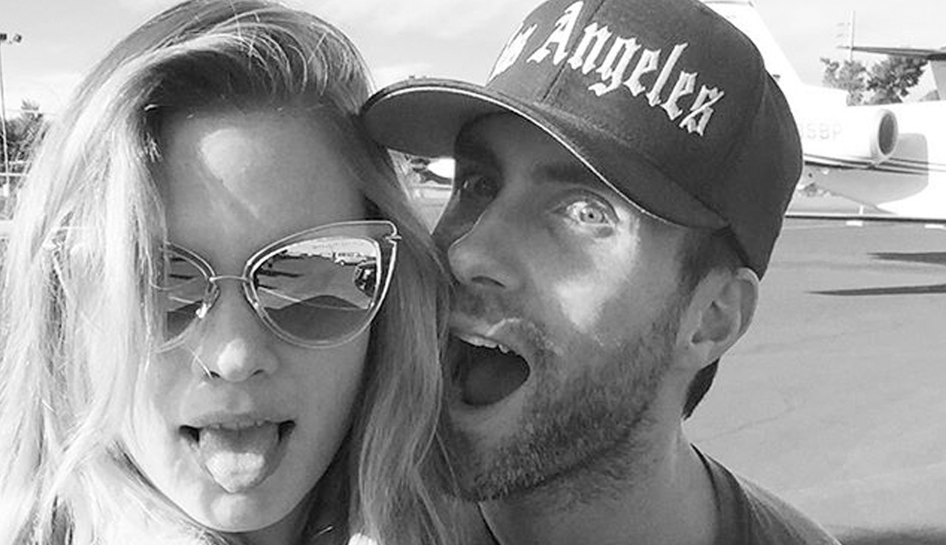 Adam-Levine-baby-announcement-m2woman