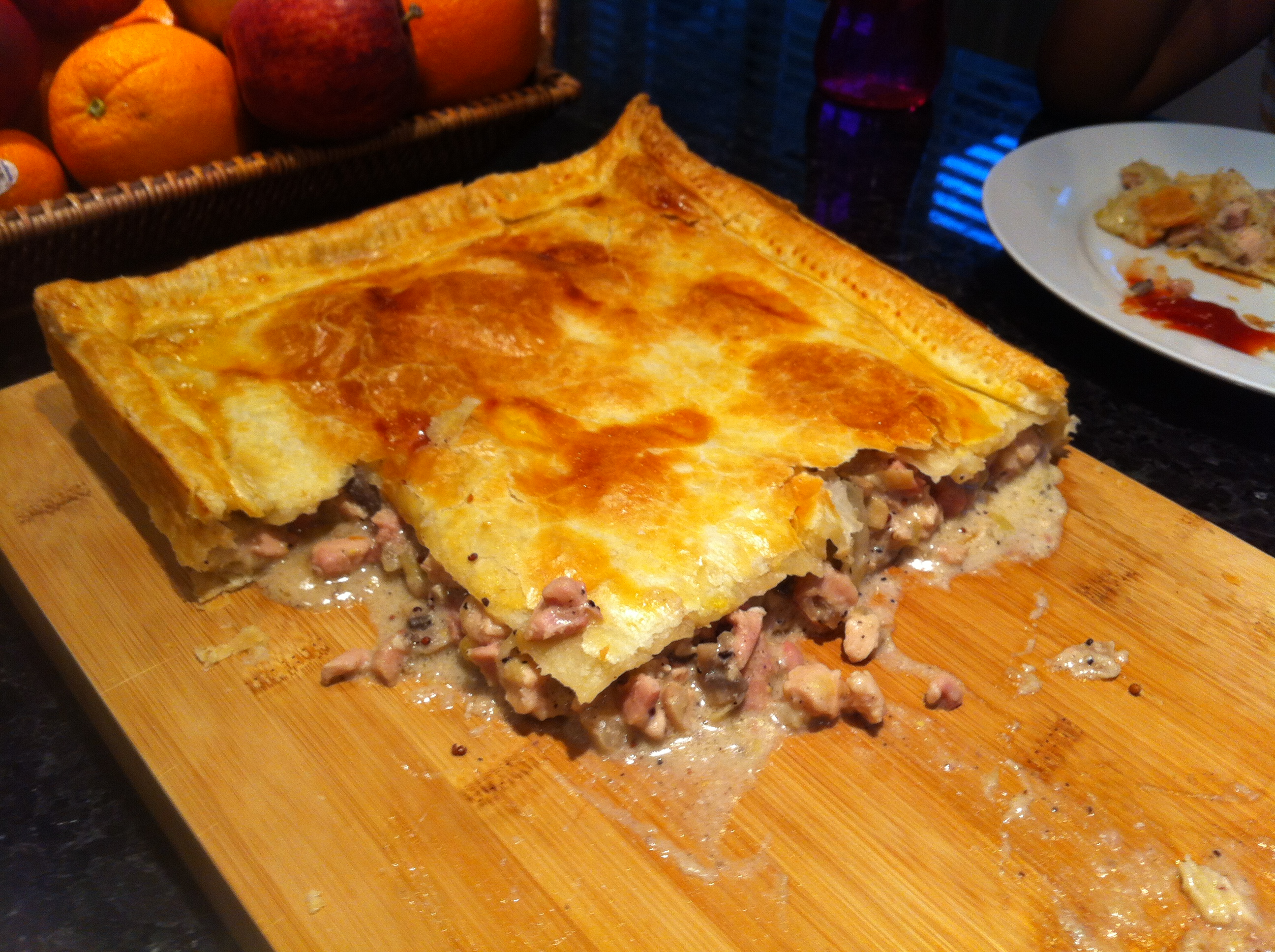 Quick & Easy Chicken Pie - M2woman1