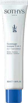 Gommage Masque 2en1 Myrtille Cranberry copy