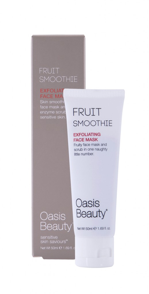 Oasis Beauty Fruit Smoothie Face Mask and Enzyme Scrub $39.90