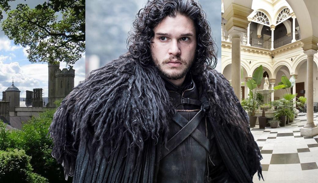 Jon-Snow-Getaway