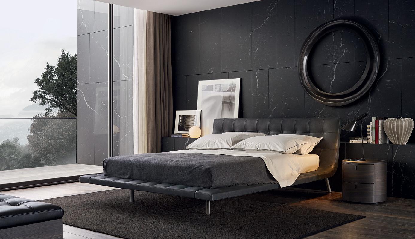 Living-Studio-Italia-Bed