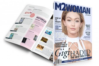 M2woman.co.nz - Books May June 2016