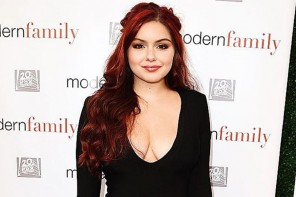 Ariel Winter Gives Major Mermaid Vibes In Her Stunning Prom Dress