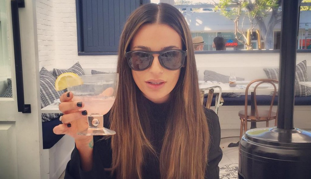 Lea Michele Gives Major Hair Goals With Her Latest Gorgeous Do