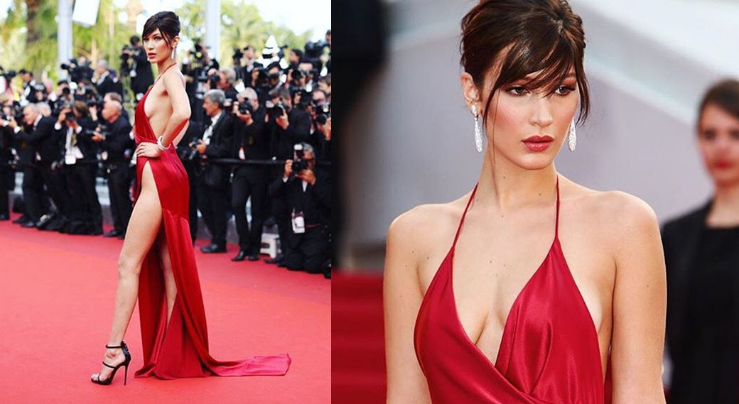 Bella Hadid Just Took Naked Dresses To A Whole New Level - M2woman: www.m2woman.co.nz/4-bella-hadid-just-took-naked-dresses-to-a-whole...