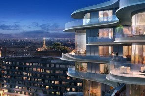 You've got to see the newest apartments in the City of Love