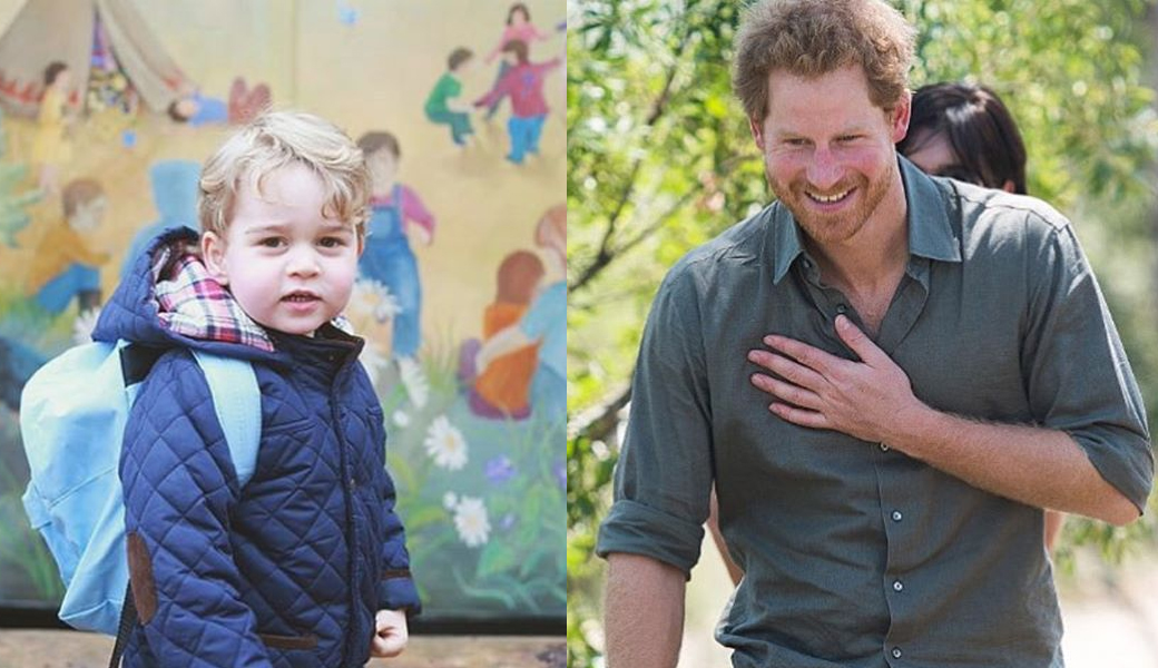 prince-harry-and-prince-george-m2woman