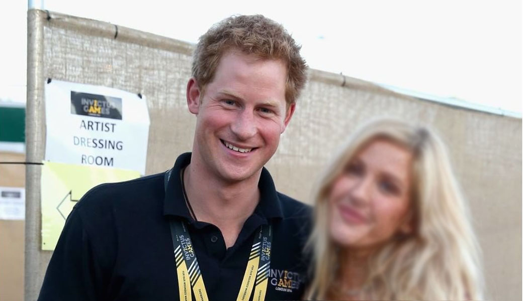 You'll never guess who Prince Harry has asked to sing at his wedding