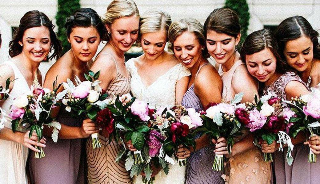 bridesmaid-dresses-mismatched-m2woman