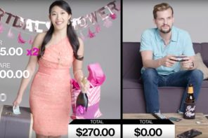 WATCH: The Difference Between Being A Maid of Honour And A Best Man