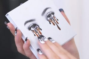 Kylie Jenner Just Released Her Own Eyeshadow Palette