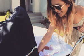 Audrina Patridge Has Finally Shared Photos Of Her Baby Girl And OMG SO CUTE
