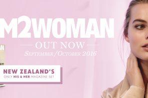 Inside M2woman – September / October 2016