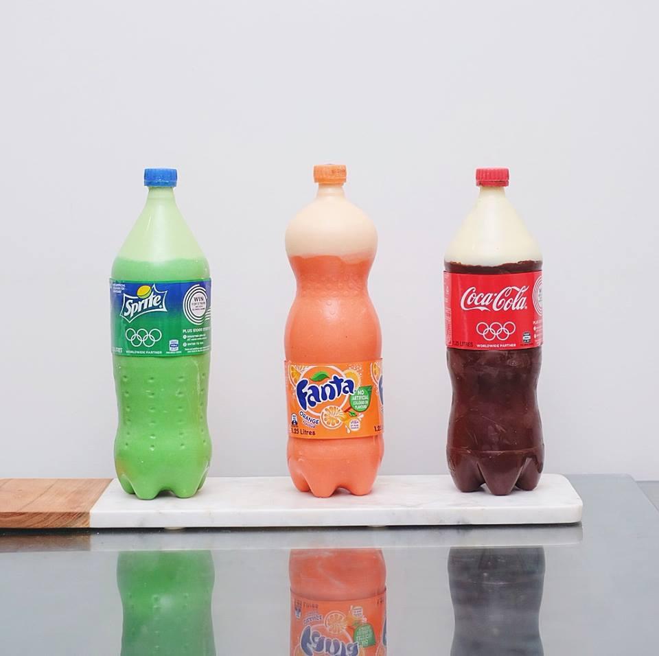 Soda Cakes look like coke but really cake (1)