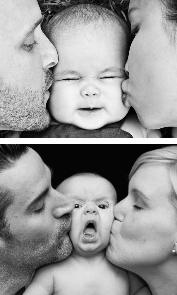 cute baby photos vs reality (14)