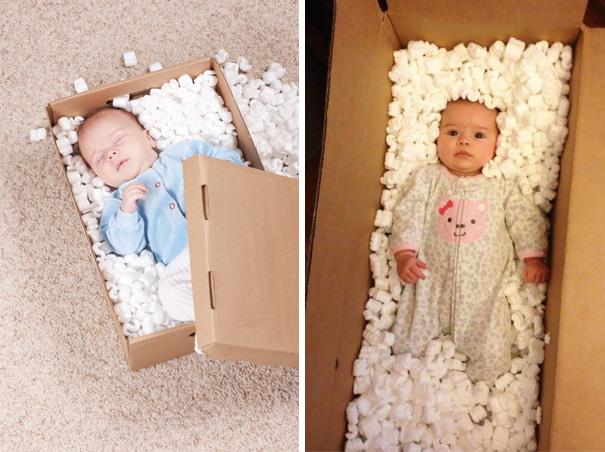 cute baby photos vs reality (17)