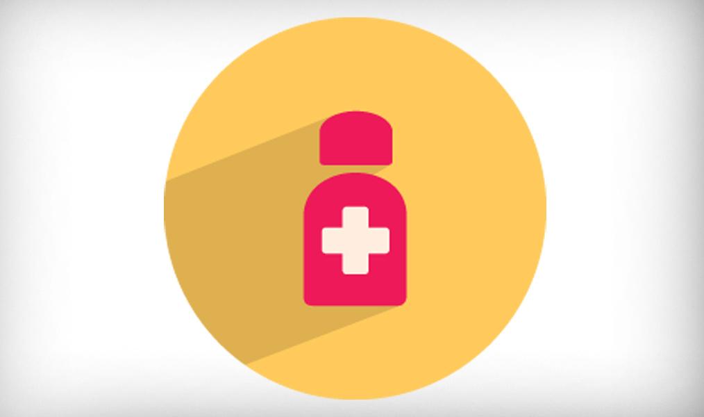 health-bottle