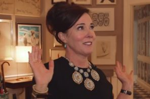 WATCH: The Tour Of Kate Spade's Amazing Yet Unexpected Decor Of Her NYC Apartment