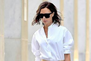 Victoria Beckham Wore The Same Trend 3 Days In A Row At NYFW