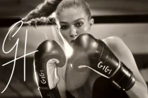 Gigi Hadid has Collabed with Stuart Weitzman to Create Her Own Line Of Boots & They're Awesome