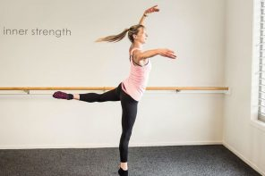 I Tried A Barre Class And This Is What It Was Like