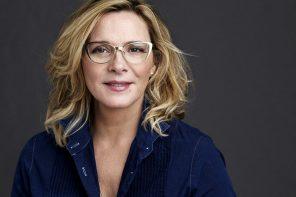 Kim Cattrall Talks Specs, Sex and New York City