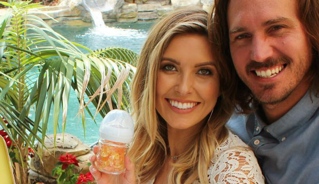 Audrina Patridge Weds Corey Bohan in Hawaii! Getty Images