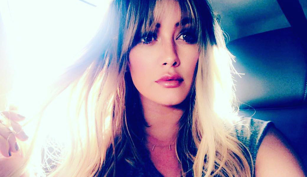 Hilary Duff slammed over kiss with son at Disneyland