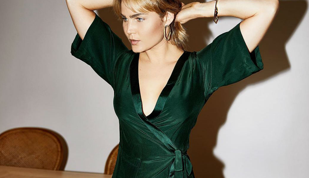 green-wrap-dress-m2woman