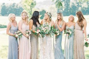 Who Should Pay For The Bridesmaid Dress? The Bride or the Bridesmaid…